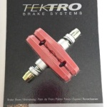 自分でやれば、格安!TEKTRO Vブレーキシューを交換する方法