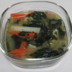 楽に節約!味噌汁は作り置きを個別に冷蔵保存するとお得!
