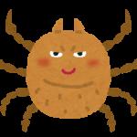 赤い小さいクモのような虫はタカラダニ!その対処法は?