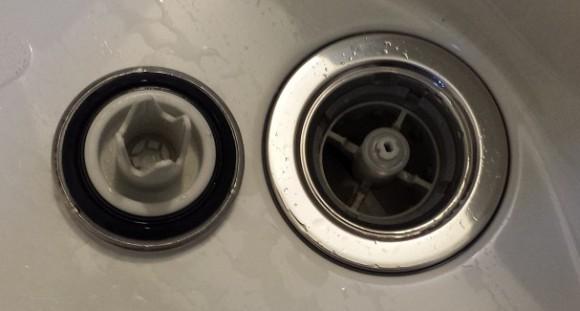 の?お風呂の湯船の排水栓 ...