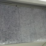 レンジフードのフィルターを簡単キレイに取り付ける方法