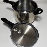圧力鍋を使うと短時間でおいしい料理ができるのでおすすめ!