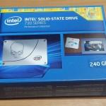 新品のIntel SSD 730は使い込んだ520に比べて、実測で読み込み1.5倍、書き込みは2倍早かった!