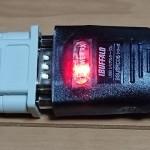 ヤマハのRTXルーターのコンソールにシリアル接続する際にUSB変換ケーブルは使えるの?