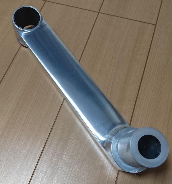 エルゴトロン 45-248-026(デュアル スタッキング)モニターアームの下部パーツ