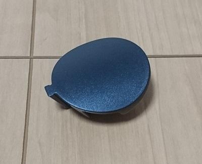 エルゴトロン 45-248-026(デュアル スタッキング)モニターアーム上部と下部パーツの接続部の上側の穴を塞ぐキャップ