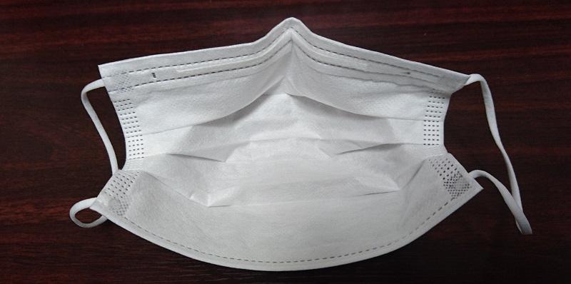 装着時のマスクの内側の様子