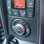 車での暖房時A/C(エアコン)オフでも暖かいし、燃費はあまり変わりません!