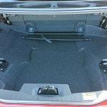 コペン(LA400K)の後部トランクの内部の様子