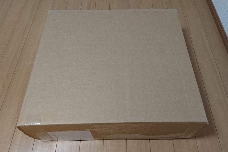 QUADRASPIRE Q4DSLB-DOのダンボール箱