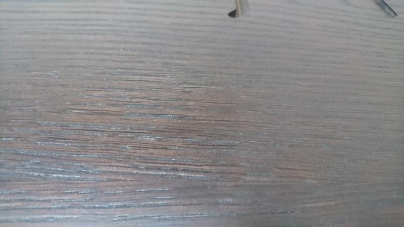 QUADRASPIRE Q4DSLB-DOの棚板の表面の様子
