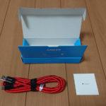 頑丈なAndroid向け高速通信充電用USBケーブル Anker PowerLine+がおすすめ!