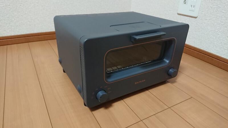 BALMUDA The Toaster(バルミューダ ザ・トースター) K01E-KG