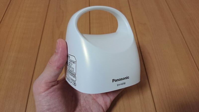 パナソニックの頭皮エステブラシ EH-HE98-RP本体
